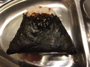 Seasoned Seaweed Musubi