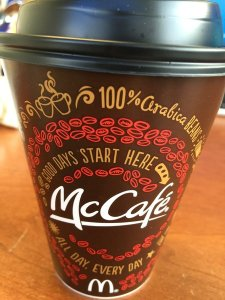 Senior Coffee