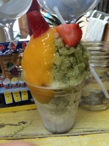 Mouse's Shave Ice