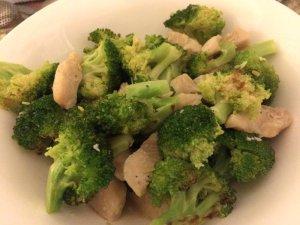 Broccoli Gai Pan