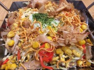 "Tokyo ""Monja"" Salad"