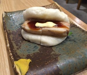 Golden Pork Bun