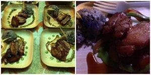 Smoked Pork with Paiai (Fresh Pounded Taro)