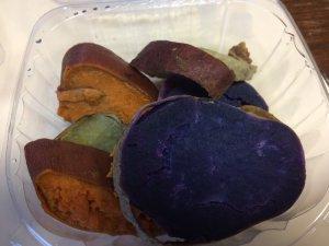 Assorted Sweet Potato