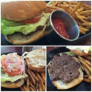 Drive-Thru Burger