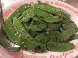 Stir-Fried Peas