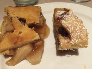 Apple Pie, Apple Strudel