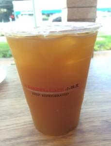 Iced Jasmine Tea