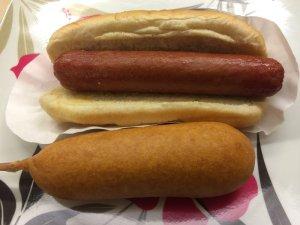 Hot Dog, Corndog