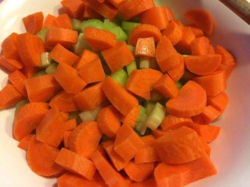 Carrots, Celery