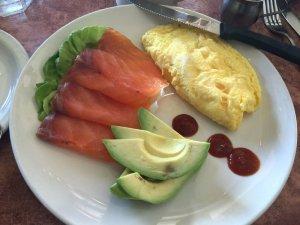 """""""Norwegian Smoked Salmon Breakfast"""""""