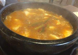 The Cat's Soft Tofu Soup