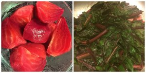 Beet Root and Tops
