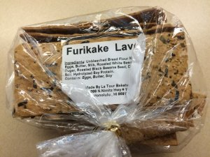 Furikake Lavosh