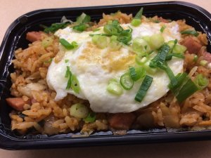 Kim Chi Fried Rice