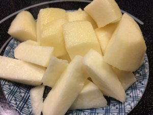 Pear and Jicama