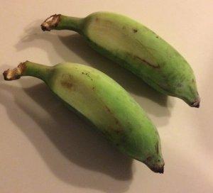 Cambodian Apple Bananas