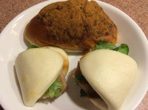 Pork Song Pastry Toroniku Paozi Bao Buns