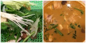 The Mouse's Basket Curry Soup
