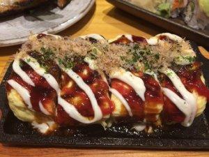 Japanese Omelet