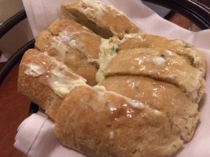 Bread with Herb Butter