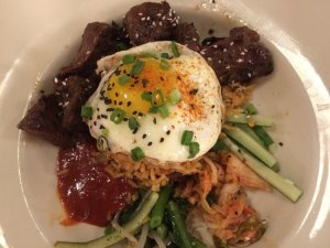 The Mouse's Kalbi Beef Rice Bowl