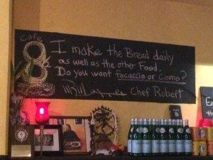 Chef's Philosophy