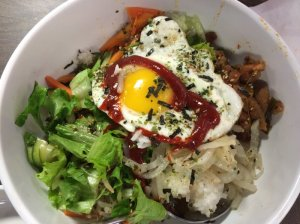Bibimbap (Non-Hot Pot)