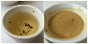 Jasmine Tea Hot Mustard/Shoyu Mix