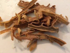 Dried Bamboo Shoot (Rehydrated)