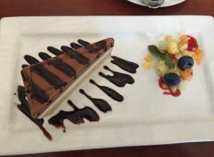 Coffee Ice Cream Cake?