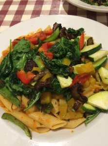 The Mouse's Pasta Primavera