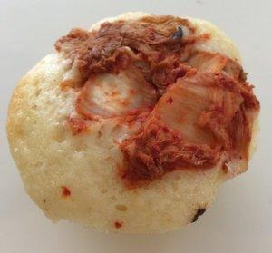 Kimchee Muffin