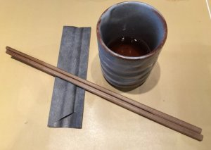 Chopsticks and Barley Tea