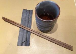 Chopsticks and Barley Tea