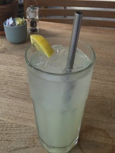 Housemade Ginger Lemonade