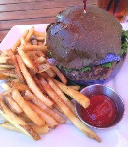 The Mouse's Poi Pounder Burger