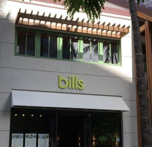 Bills Sydney