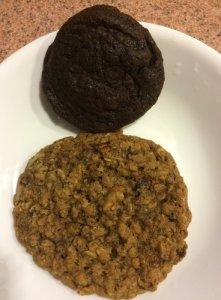 Chocolate Peanut Butter Cookie Sandwich Oatmeal Cookie