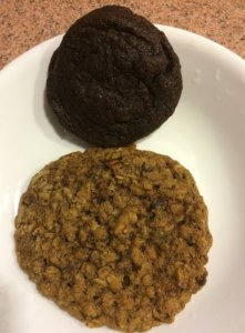 Chocolate Peanut Butter Cookie Sandwich Oatmeal Cookie