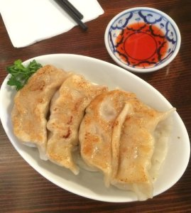 Chicken Pot-Stickers