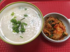"Ginseng Chicken ""Jook"""