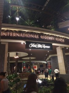 New International Marketplace