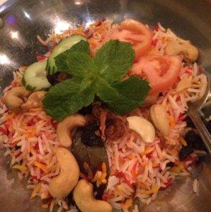 Burmese Rice
