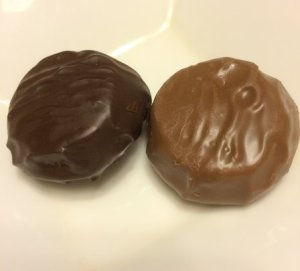 Mac Nut Honey Chocolates