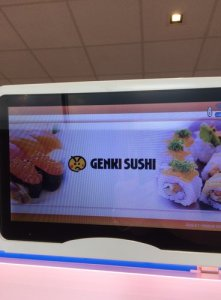 Think of it as the McD of sushi