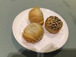 Savory Shanghai Pastries
