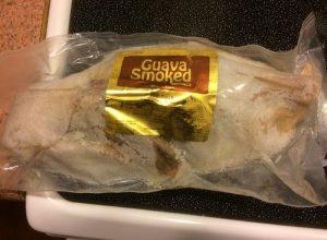 Smoked Duck