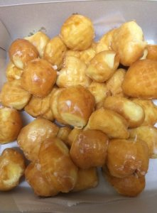 Donut Holes!