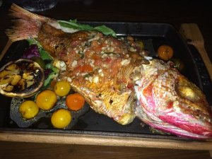 Red Snapper, Spanish Style